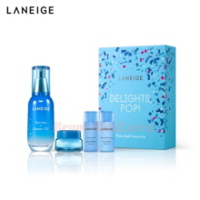 LANEIGE  Holiday Water Bank Essence Ex Special Set 4items [Delights Pop Holiday Edition]